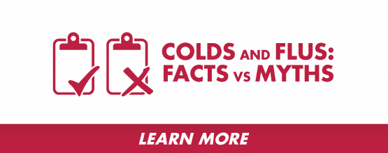 Flu Fact Vs Myth
